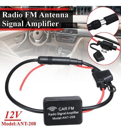 Ant-208 Antena De Radio Antena Fm Señal Portátil