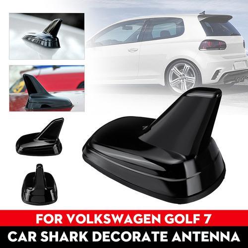Antena De Radio De Coche Para Volkswagen Golf 7, Color Negro
