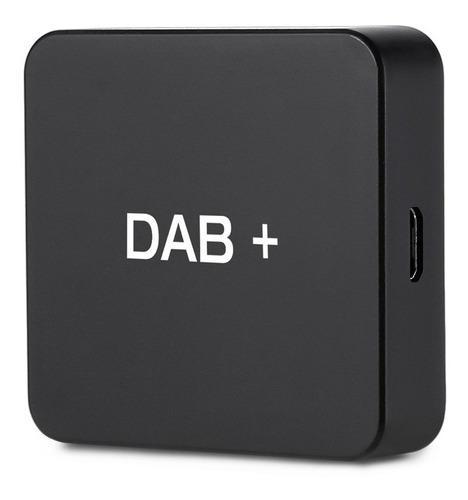 Dab 004 Dab + Caja Sintonizador Antena Radio Digital Fm Tran