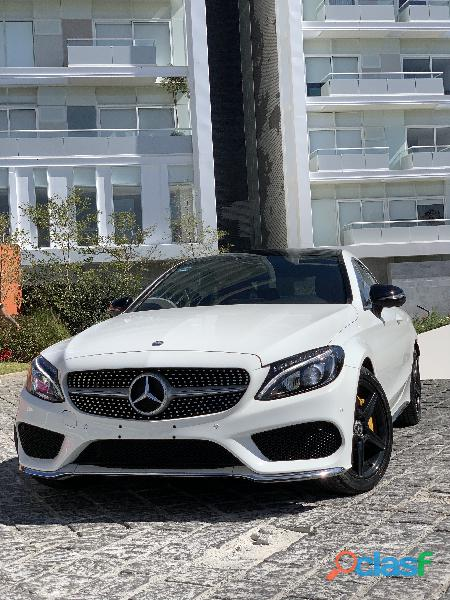 Mercedes Benz C250 Coupe 2017 Sport 9G Tronic