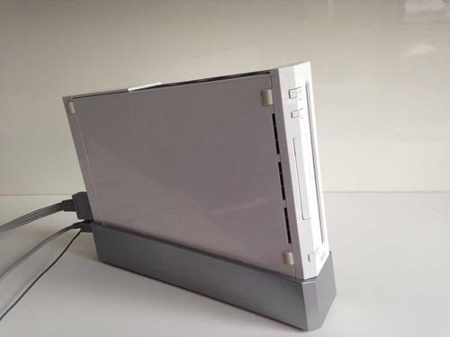 Nintendo Wii Blanco (rvl-001) Con Accesorios Y Juegos