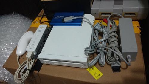 Nintendo Wii Disco Duro Lleno De Juegos Wii Emuladores Cube