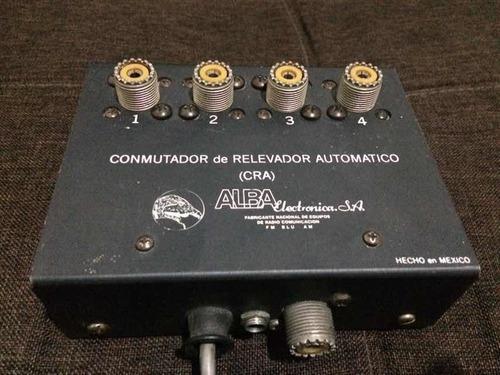 Radio Cb Hf Multibandas Switch Para Antenas
