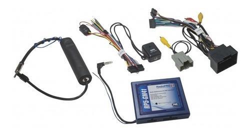 Volante Amplificador Arnes Antena Chevrolet Equinox 2010-16