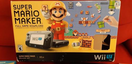 Wii U Edición Mario Maker