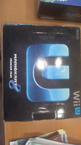 Wii U Mario Kart Premium Pack 32g Hd Semi-nuevo, Sin Usar