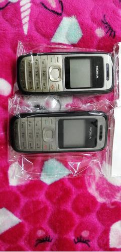 2 Piezas Nokia 1208 En Buen Estado Para Telcel