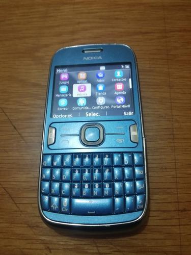 Celular Nokia 302, En Excelente Estado, En Uso