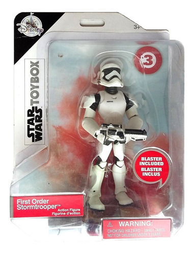 First Order Stormtrooper Star Wars Toybox