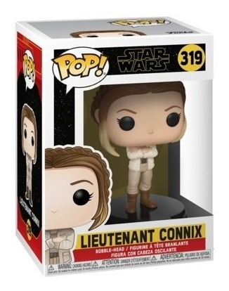 Funko Pop! Star Wars: The Rise Of Skywalker:lieutenant Conni