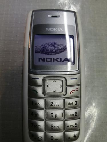 Nokia 1112 En Muy Buen Estado Para Movistar O Virgin