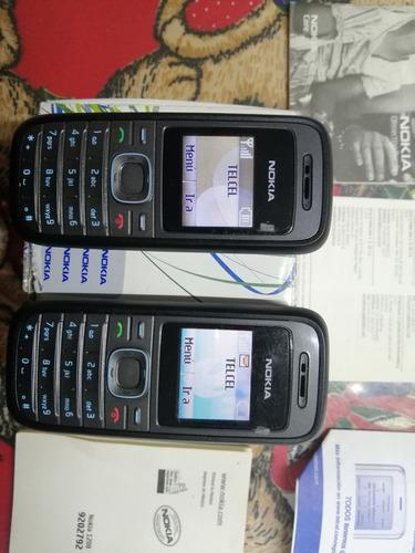 Nokia 1208 En Inmejorable Estado Para Telcel(2piezas)