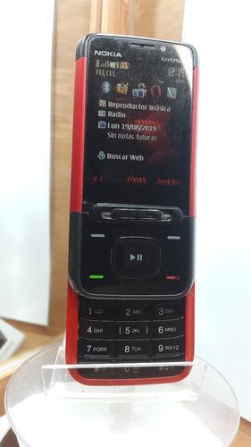 Nokia 5610 Rojo Telcel --envío Gratis --