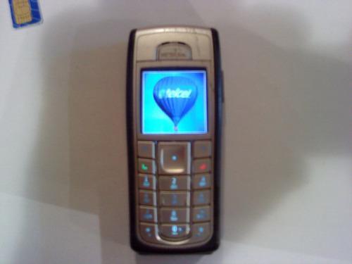 Nokia 6230 En Buen Estado Para Telcel Gsm