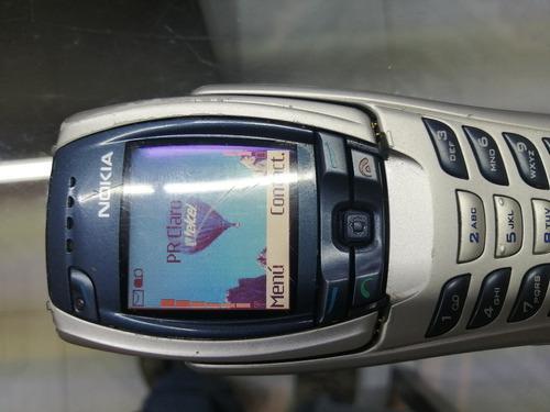 Nokia 6800 En Muy Buen Estado Para Telcel, Funciona 3g Y 4g