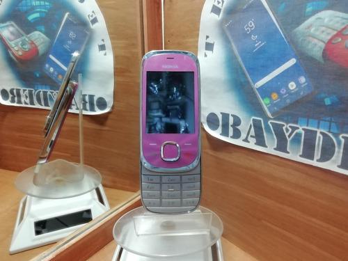 Nokia 7230 Fucsia Telcel -- Envío Gratis --