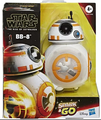 Spark And Go Bb-8 Star Wars The Rise Of Skywalker