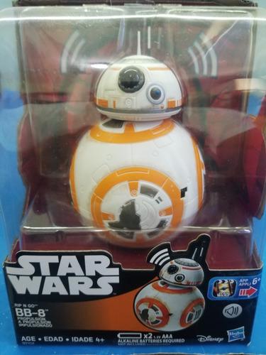Star Wars Bb8 Bb-8 Rip N Go Disney Hasbro  Sonidos