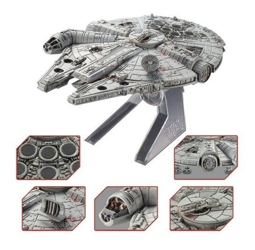 Star Wars Millennium Falcon Hot Wheels Elite Disney Nuevo
