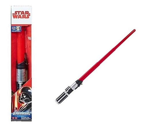 Star Wars Sable De Luz Electrónico Darth Vader Hasbro