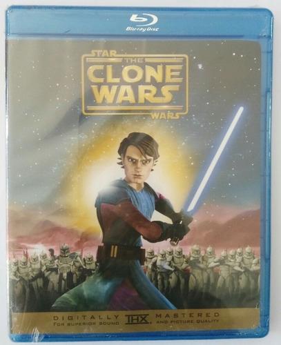 Star Wars - The Clone Wars Película Blu Ray