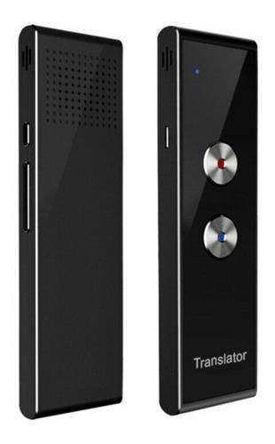 Traductor Instantaneo Bluetooth 40 Idiomas Bluetooth