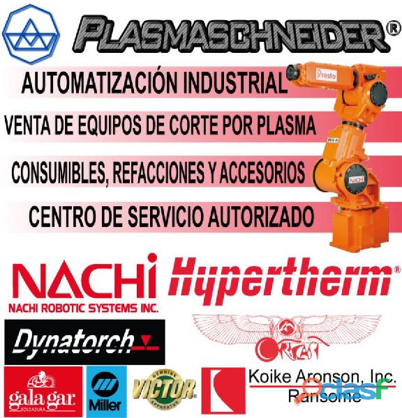 Venta de maquinas de corte de metal por plasma