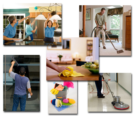 Soluciones profesionales de limpieza para su empresa.