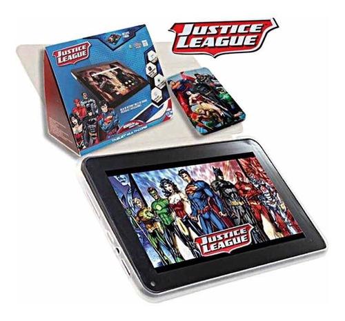 Tablet Liga De La Justicia Dc Comics 7i Intel, 7 Pulgadas