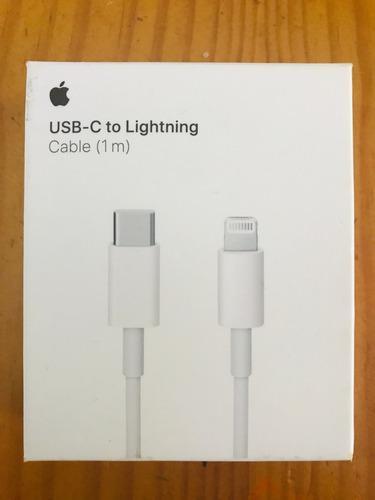 Cable Apple Usb-c A Lightning 1 Metro