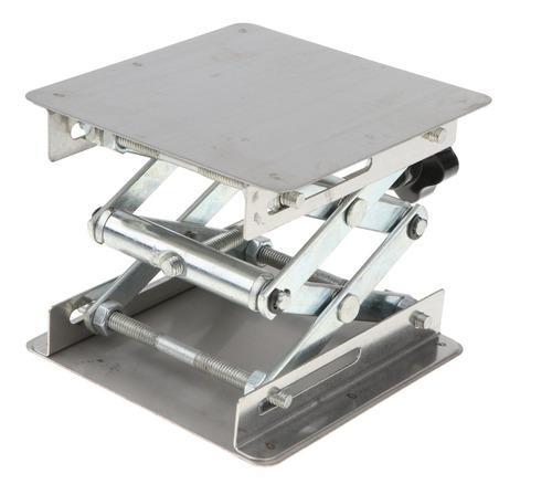 Metálica Plataforma Elevación De Tijera De Acero