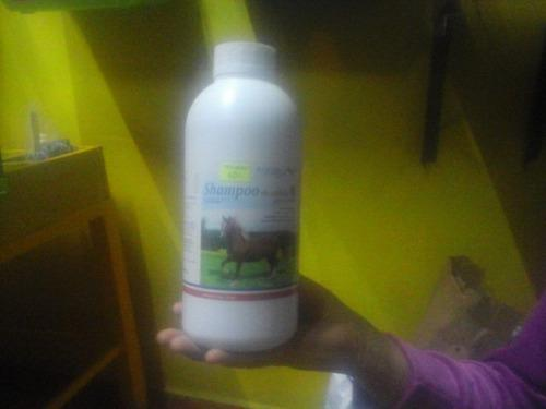 Shampoo Para Caballos Y Equinos. Aranda
