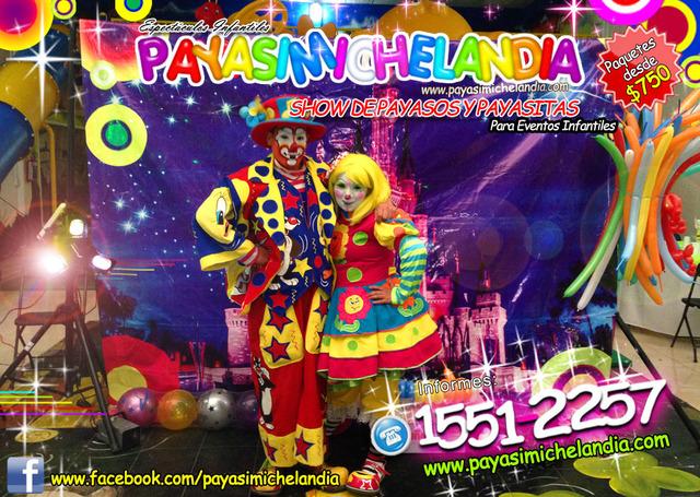 Show Musical de Payasos para tu Fiesta - DF/EdoMx