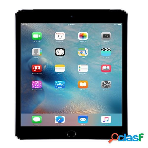 Apple iPad Mini 4 7.9'', 128GB, Wi-Fi + Cellular, Space Gray