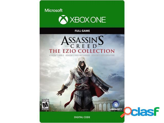 Assassin's Creed The Ezio Collection, Xbox One - Producto