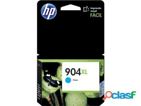 Cartucho HP 904XL Cyan, 825 Páginas