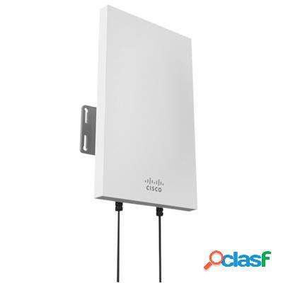 Cisco Meraki Antena de Banda Sectorial Dual MA-ANT-27,