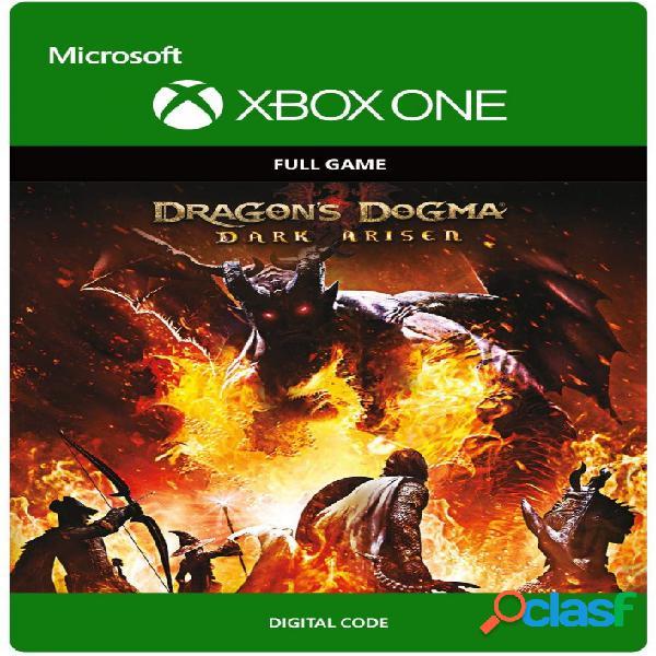 Dragon's Dogma Dark Arisen, Xbox One - Producto Digital