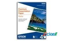 Epson Papel Presentación Premium Mate 167g/m², 11'' x 14''