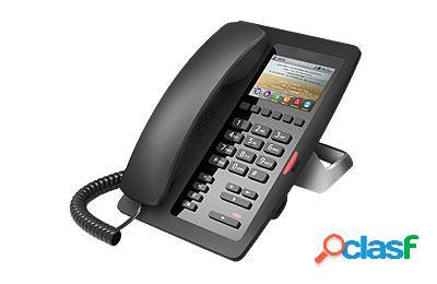 Fanvil Teléfono IP Para Hotelería H5, 6 Teclas