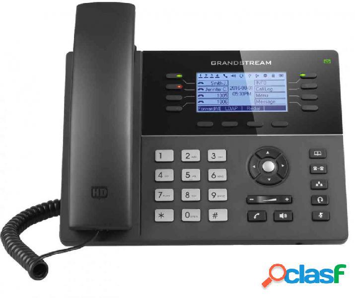 Grandstream Teléfono IP GXP-1782, 8 Líneas, 4 Teclas