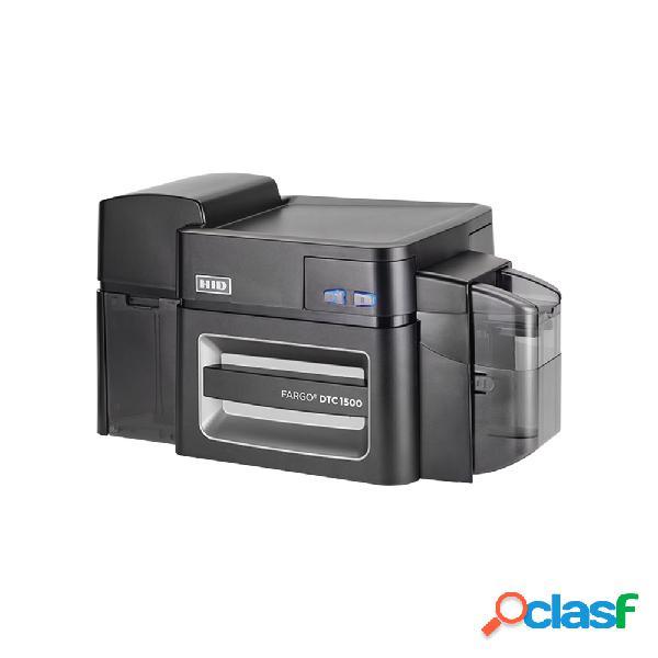 HID DTC1500, Impresora de Credencial, Sublimación,
