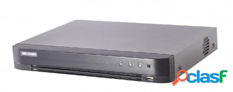 Hikvision DVR de 4 Canales Turbo HD DS-7204HQHI-K1(B) para 1