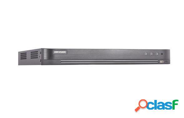 Hikvision DVR de 8 Canales DS-7208HTHI-K2 para 2 Discos