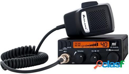 Midland Radio Personal 1001LWX, Digital, FM, 40 Canales,