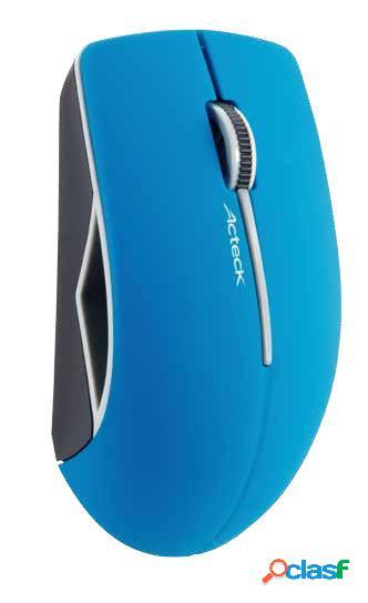 Mouse Acteck Óptico AC-916554, RF Inalámbrico, 1200DPI,