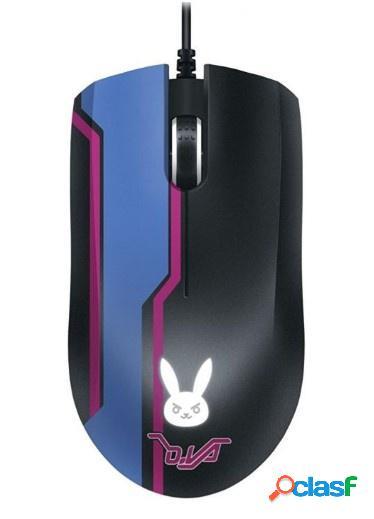 Mouse Gamer Razer Óptico Abyssus Elite D.Va, Alámbrico,