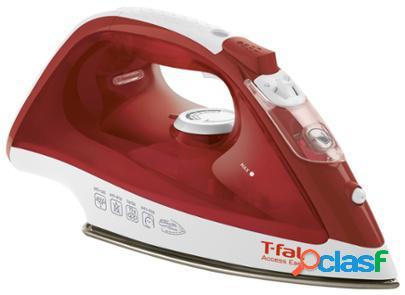 T-Fal Plancha de Vapor FV1535X0, 1400W, Rojo