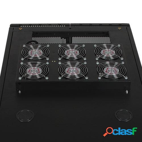 Tripp Lite Ventilador de Techo para Montaje en Rack de 6