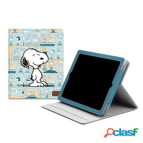 iLuv Funda Snoopy para iPad 2/nuevo iPad, Azul